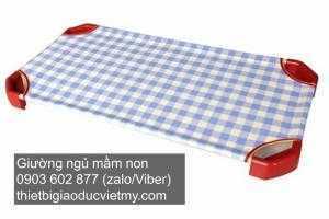 Sản xuất giường ngủ mầm non, bán giường lưới...