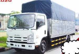 Xe tải Isuzu 8 tấn 2 thùng bạt, xe tải Vĩnh Phát giá rẻ, vay lãi suất ưu đãi nhất