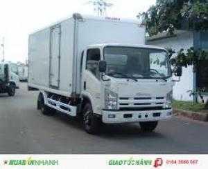 Xe tải Isuzu 5.5t  nhập khẩu