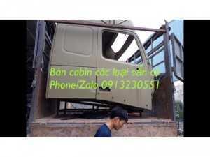 Bán Cabin Xe Tải Đầu Kéo Howo A7, Chenglong ,...