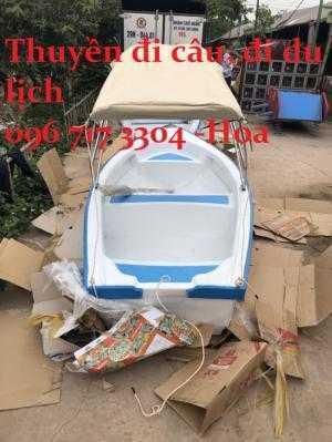 Thuyền nhựa composite 3.12M*1.3m*0.5m giá siêu tốt