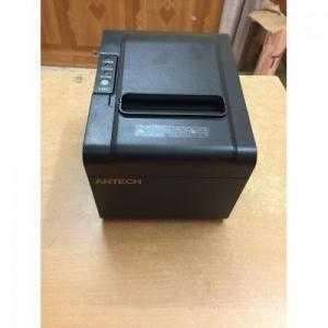 Máy in hóa đơn Antech A80II USB - Tặng 10 cuộn giấy in k80x45