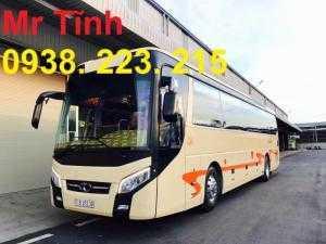 Mua bán xe 47 45 chỗ Universe Thaco e4 ( Euro 4) đời 2018 mới nhất ở sài gòn