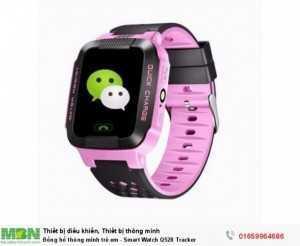 Đồng hồ thông minh trẻ em - Smart Watch Q528 Tracker