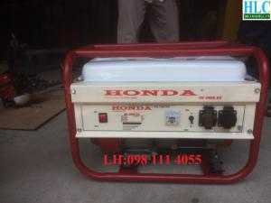 Máy phát điện chạy xăng chống ồn vượt trội