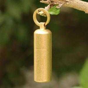 Bật lửa móc khóa xăng đá đồng Kuboy K17