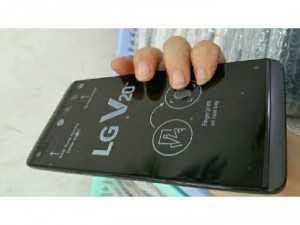 Lg v20 64gb ( màu đen).nhập khẩu