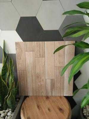 Gạch giả gỗ lát nền