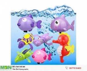 Thú Bơi trong nước lên Dây cót cho bé