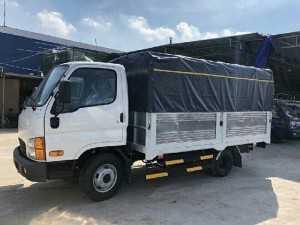 Xe tải Hyundai Mighty N250 2,5 tấn nhập CKD giao xe tại Cần Thơ, An Giang, Kiên Giang, Vĩnh Long