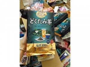 Trà Diếp Cá ORIHIRO 60 gói Nhật Bản