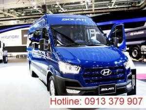 Xe khách Hyundai Solati 16 chỗ 2019