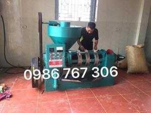 Máy ép dầu đậu phộng GuangxinYZYX130WK,máy ép dầu Quảng Nam,Bình Định,Đà Lạt...giá rẻ