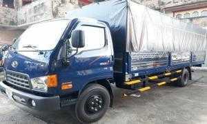 Xe Tải Hyundai Hd120sl 8 Tấn ( Thùng Dài 6m3)