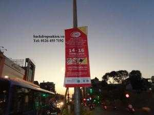 Treo banner, băng rôn Sài Gòn giá rẻ