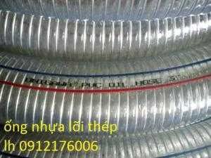 Ống nhựa lõi thép dẫn nước sạch, hóa chất, thực phẩm giá tốt (7)