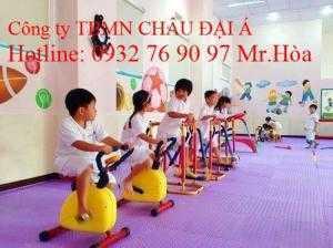 Dụng cụ tập GYM cho trẻ em giá rẻ