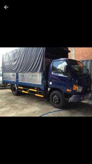 Xe tải Hyundai HD78 Nhập khẩu nguyên chiếc