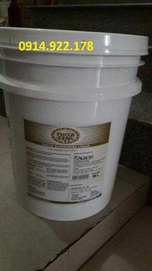 Yucca Mexico dạng bột, dạng lỏng chuyên dùng trong thú y, thủy sản, hấp thu nhanh khí độc NH3, H2S