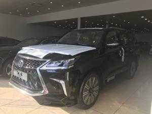 Bán Lexus Lx570 Super Sport màu đen, sản xuất...