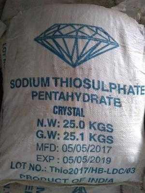 Công ty Dylan phân phối nguyên liệu sodium thiosunphate