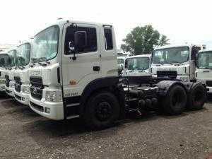 Xe tải đầu kéo Hyundai HD1000, nhập khẩu...