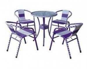 Bàn ghế cafe giá siêu rẻ hgh99