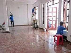 Dịch vụ vệ sinh chuyên nghiệp 5 sao