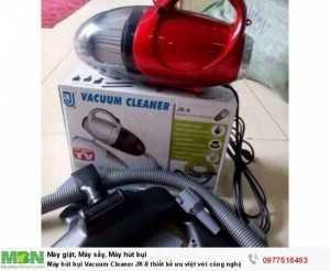 Máy hút bụi Vacuum Cleaner JK-8 thiết kế ưu việt với công nghệ lọc bụi 4 lớp, công suất lớn 1000W
