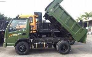 Xe ben trường giang 4.9 tấn