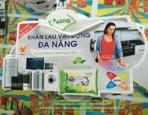 Hanger treo, hanger treo quảng cáo Nano
