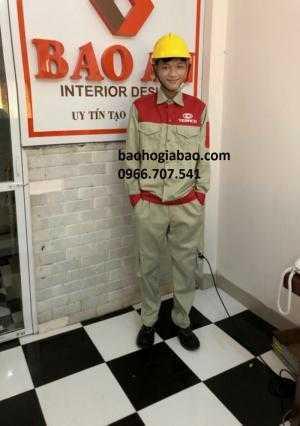 Địa chỉ bán đồng phục công nhân giá rẻ tại Hà Nội