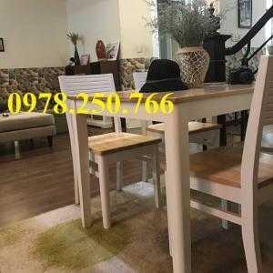 Bộ bàn ghế ăn - Cherry Tp. HCM