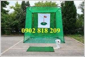 Máy đặt banh golf lên tee tự động, máy phát banh tự động