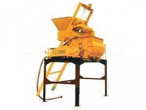 Cho thuê máy trộn bê tông JS 500 không cần thế chấp