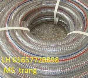 Ống nhựa mềm lõi thép phi 50,. 80, 90, 1