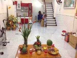 Bán nhà riêng đường Tây Sơn, Tân Phú. gần ngay nhà thờ và chợ Tân Hương, 2 lầu mới đẹp