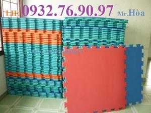 Thảm xốp trơn - thiết bị mầm non giá rẻ năm 2018