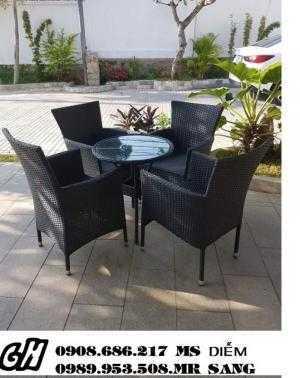 Cần thanh lý gấp 300 bộ bàn ghế cafe giá rẻ rẻ .hh79