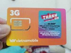 Trải nghiệm Thánh sim 10 số và 11 số tốc độ 4G mới nhất được khuyến mãi 4gb/ngày có sẵn tài khoản 20.000 VND
