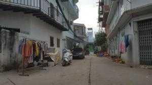 Bán nhà 2 mặt tiền hẻm quận Bình Tân
