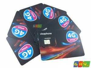 Sim Vinaphone 4G 11 số tài khoản 0đ chuyên đăng ký mã code- tài khoản online