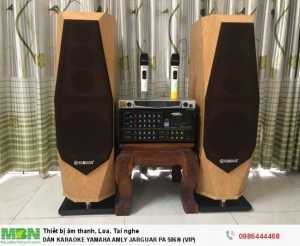 Dàn Karaoke Yamaha Amly Jarguar Pa 506n (Vip)