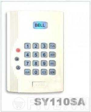 Đầu đọc thẻ Syris SY110SA - kiểm soát ra vào 1 cửa hoạt động đọc lập chĩnh hãng.