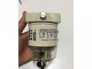 Lọc dầu tách nước racor 120AT