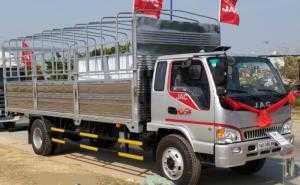 Gía Xe tải Jac 9t1 thùng bạt 6m8