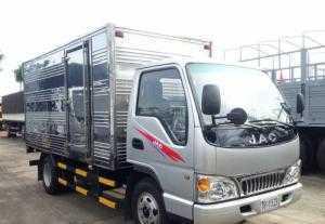 Xe  tải jac 4T9 HFC1048K, xe có sẵn hồ sơ giao ngay