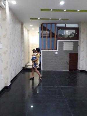 Bán nhà riêng hẻm 127 Lê Thúc Hoạch, 4x12.5m, 1 lầu đúc thật, hẻm nhựa 5m thông, giá chỉ 4.25 tỷ