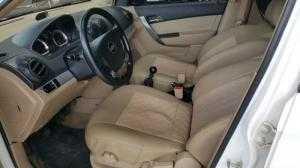 Bán Chevrolet Aveo LT 1.5MT màu trắng số sàn sản xuất T12/2015 biển Sài Gòn 1 đời chủ