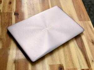 Laptop Asus Zenbook UX310UQ, i5 7200U 8G SSD256G Vga GT940MX Full HD Đẹp zin 100% Giá rẻ